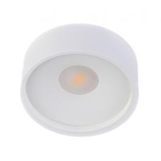 Светильник накладной DL18440/01 White R Dim