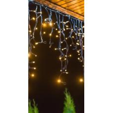 Гирлянда «Айсикл» («Бахрома») светодиодная 5х0,7м
